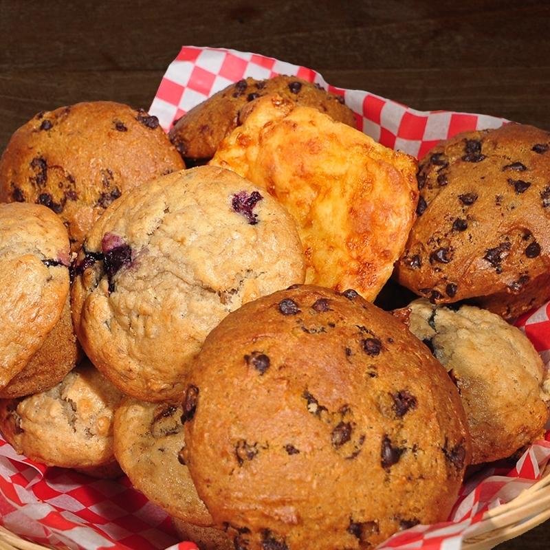 muffin-basket